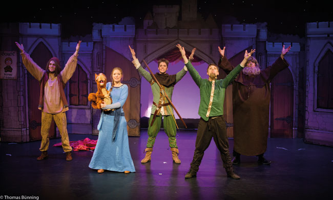 Robin Hood Junior-Musical ab Oktober