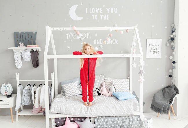 Berühmt Abenteuer Kinderzimmer - Lieblingsort, Größe etc. So fühlen sich HW56