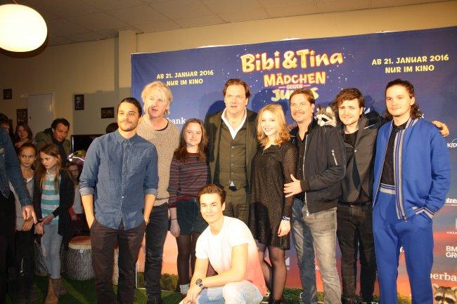 Bibi Tina Mädchen Gegen Jungs Hamburg Premiere Im Abaton