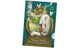 Buchtipp: Als Madame Minetta Aus Der Wanduhr Fiel U2026
