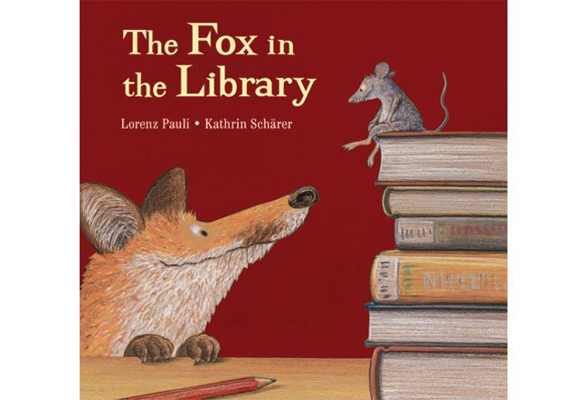 Buchtipp: The Fox in the Library