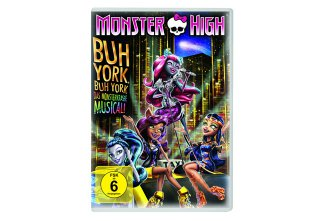 DVD-Tipp: Monster High Buh York