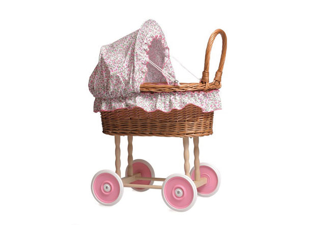 Nostalgischer stubenwagen tolle dinge für eltern und kinder in